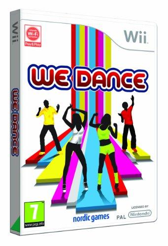 We Dance - The Game (nintendo Wii)