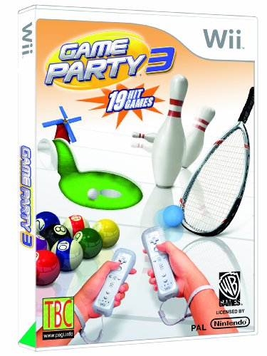 Games Party 3 (nintendo Wii)