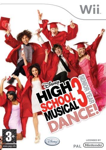 High School Musical 3: Senior Year Dance! (nintendo Wii)