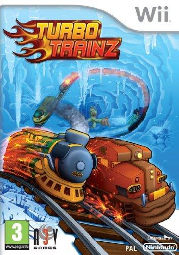 Turbo Trainz (nintendo Wii) (nintendo Wii)