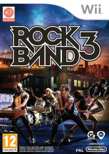 Rockband 3 (nintendo Wii)