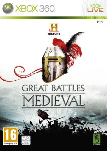 History Great Battles: Medieval (xbox 360)