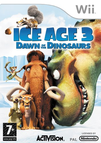Ice Age 3: Dawn Of The Dinosaurs (nintendo Wii)