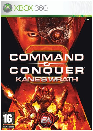 Command And Conquer: Kane's Wrath (xbox 360)