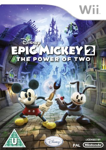 Disney Epic Mickey 2 - The Power Of Two (nintendo Wii)