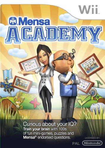 Mensa Academy (nintendo Wii)