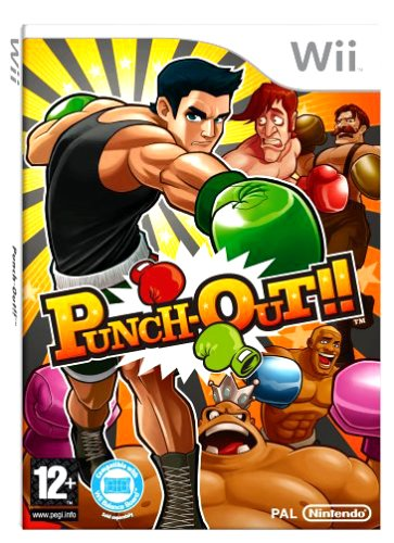 Punch-out!! - Balance Board Compatible (nintendo Wii)