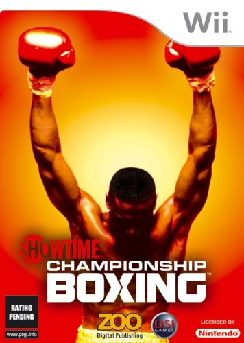 Showtime Championship Boxing (nintendo Wii)