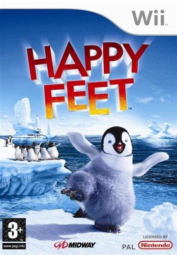 Happy Feet (nintendo Wii)