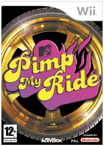 Pimp My Ride (nintendo Wii)