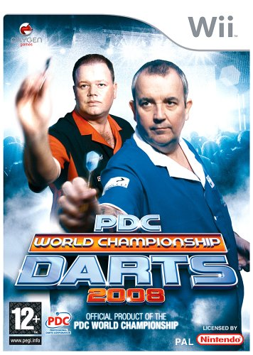 Pdc World Championship Darts 2008 (nintendo Wii)