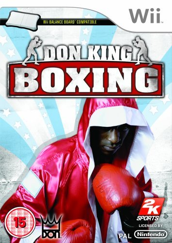 Don King: Boxing (nintendo Wii)