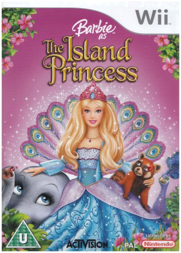 Barbie Island Princess (nintendo Wii)