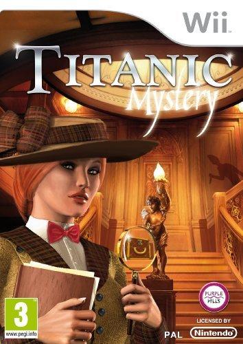 Titanic Mystery (nintendo Wii) (nintendo Wii)