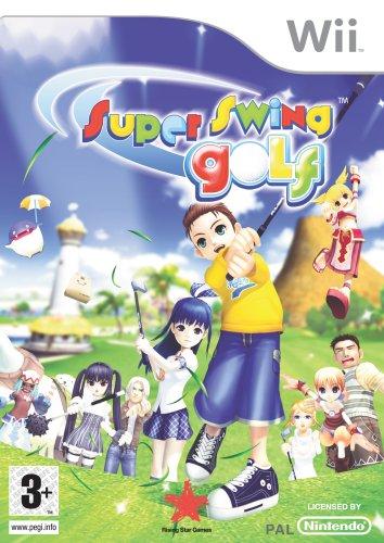Super Swing Golf (nintendo Wii)