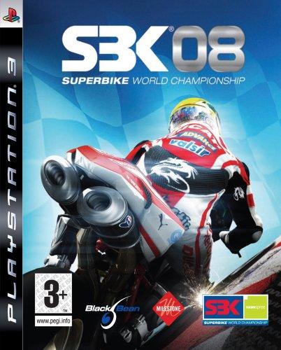 Sbk-08: World Superbike 2008 (playstation 3)