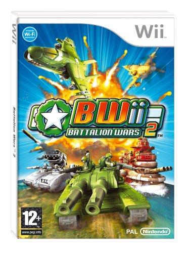 Battalion Wars Ii (nintendo Wii)
