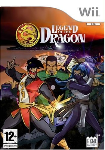 Legend Of The Dragon (nintendo Wii) (nintendo Wii)