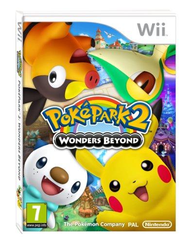 Pokepark 2: Wonders Beyond (nintendo Wii)