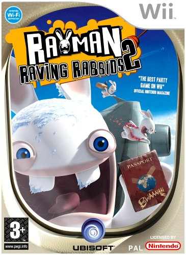 Rayman: Raving Rabbids 2 (nintendo Wii)