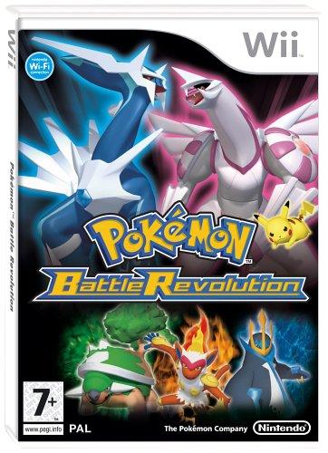 Pokemon Battle Revolution (nintendo Wii)