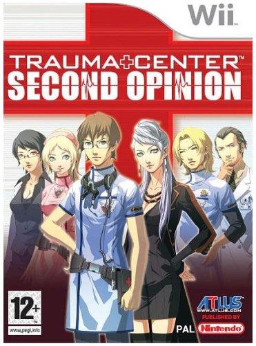 Trauma Center: Second Opinion (nintendo Wii)