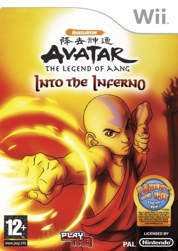 Avatar: The Last Airbender- Into The Inferno (nintendo Wii)