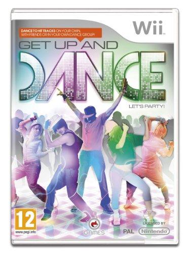 Get Up And Dance (nintendo Wii)