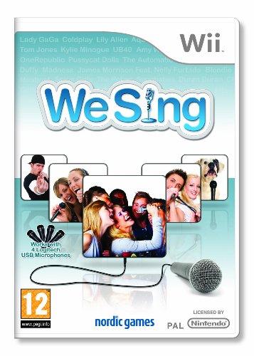We Sing - Solus (nintendo Wii)