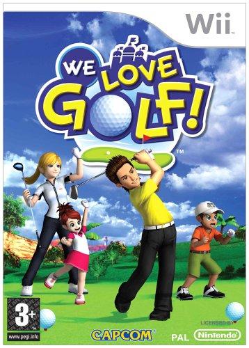 We Love Golf (nintendo Wii)