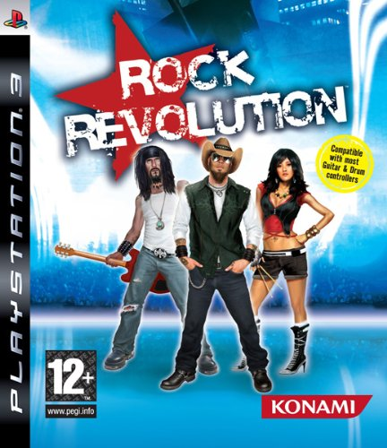 Rock Revolution (playstation 3)