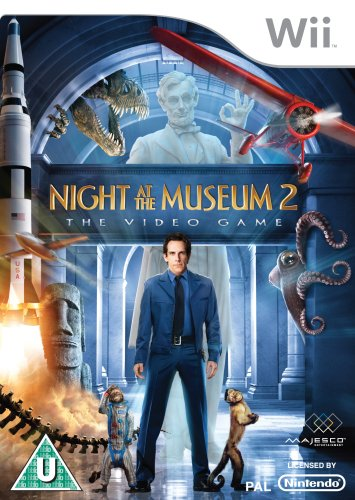 Night At The Museum 2 (nintendo Wii)