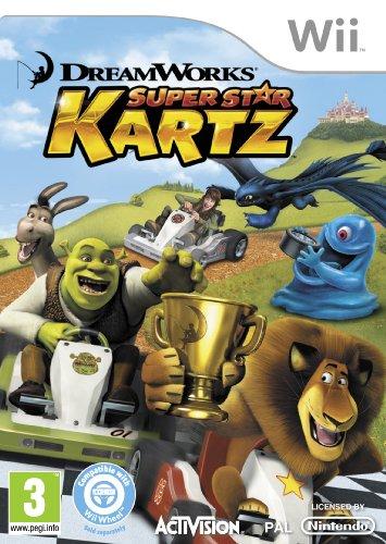 Dreamworks Super Star Kartz (nintendo Wii)