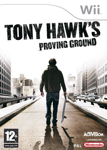 Tony Hawk's Proving Ground (nintendo Wii)
