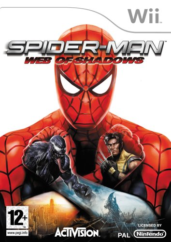 Spider-man: Web Of Shadows (nintendo Wii)