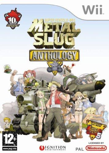 Metal Slug Anthology (nintendo Wii)