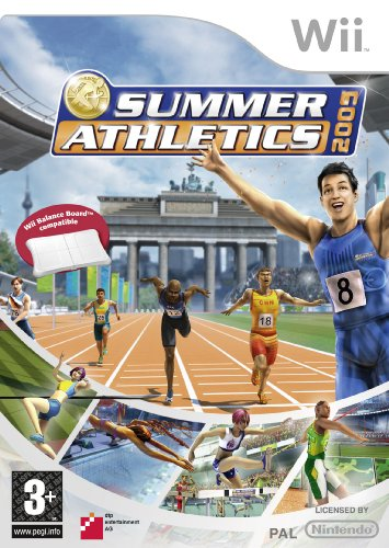 Summer Athletics 2009 (nintendo Wii)