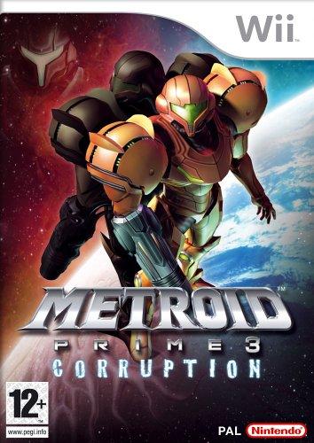Metroid Prime 3: Corruption (nintendo Wii)