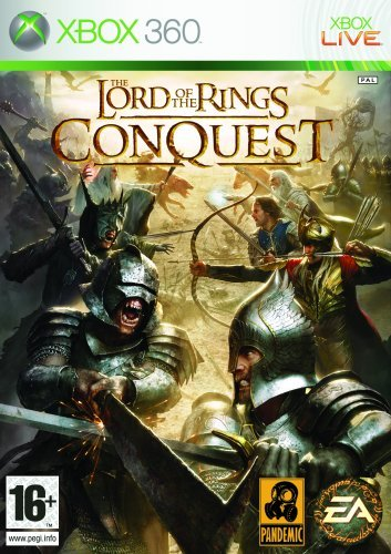 Lord Of The Rings: Conquest (xbox 360)