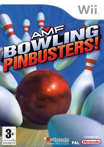 Amf Bowling: Pinbuster (nintendo Wii)