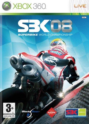Sbk 08: World Superbike Championship (xbox 360)