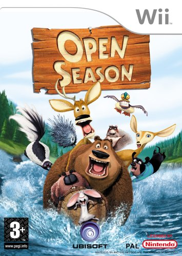 Open Season (nintendo Wii)