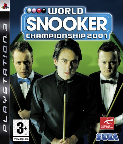 World Snooker Championship 2007 (playstation 3)