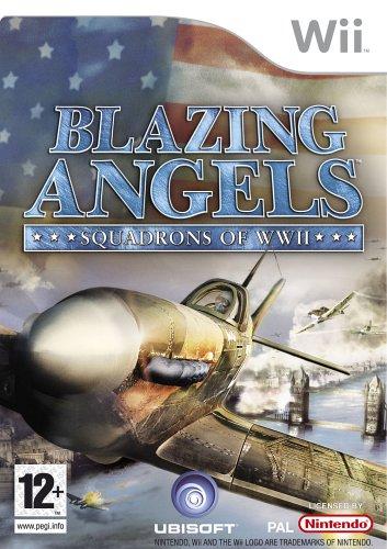 Blazing Angels: Squadrons Of Ww Ii (nintendo Wii)