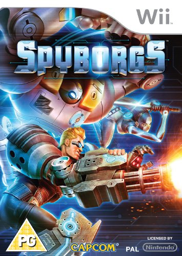 Spyborgs (nintendo Wii)