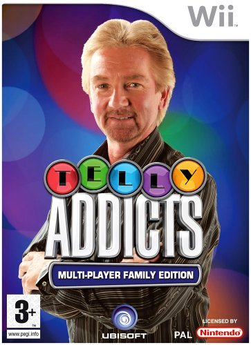Telly Addicts (nintendo Wii)