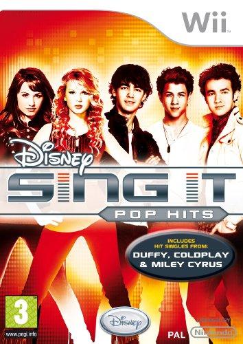 Disney Sing It: Pop Hits (nintendo Wii)