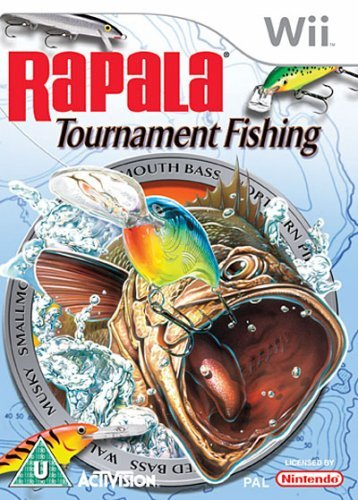 Rapala Tournament Fishing (nintendo Wii)