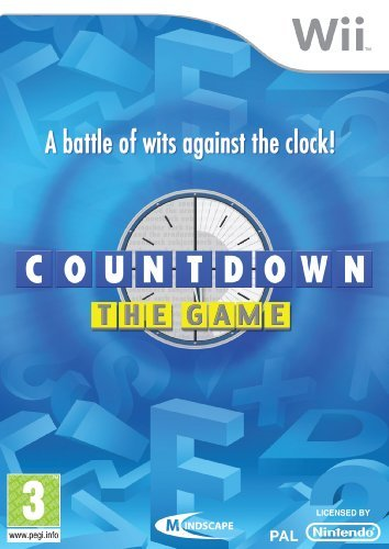 Countdown: The Game (nintendo Wii)