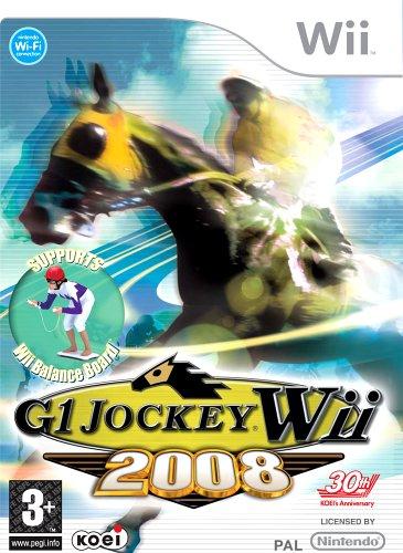 G1 Jockey Wii 2008 (nintendo Wii)